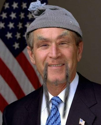 photoshop bush