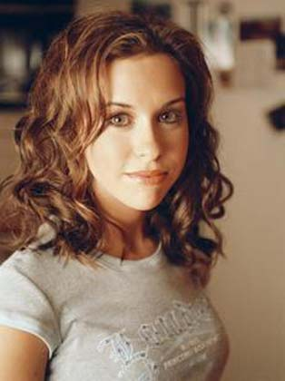Lacey Chabert beautiful
