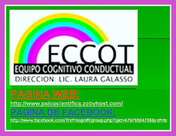 PAGINA WEB Y DE FACEBOOK EQUIPO COGNITIVO CONDUCTUAL