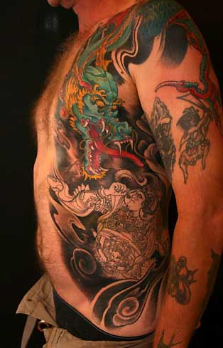 Mythical Creatures Tattoos Designs Ideas 39