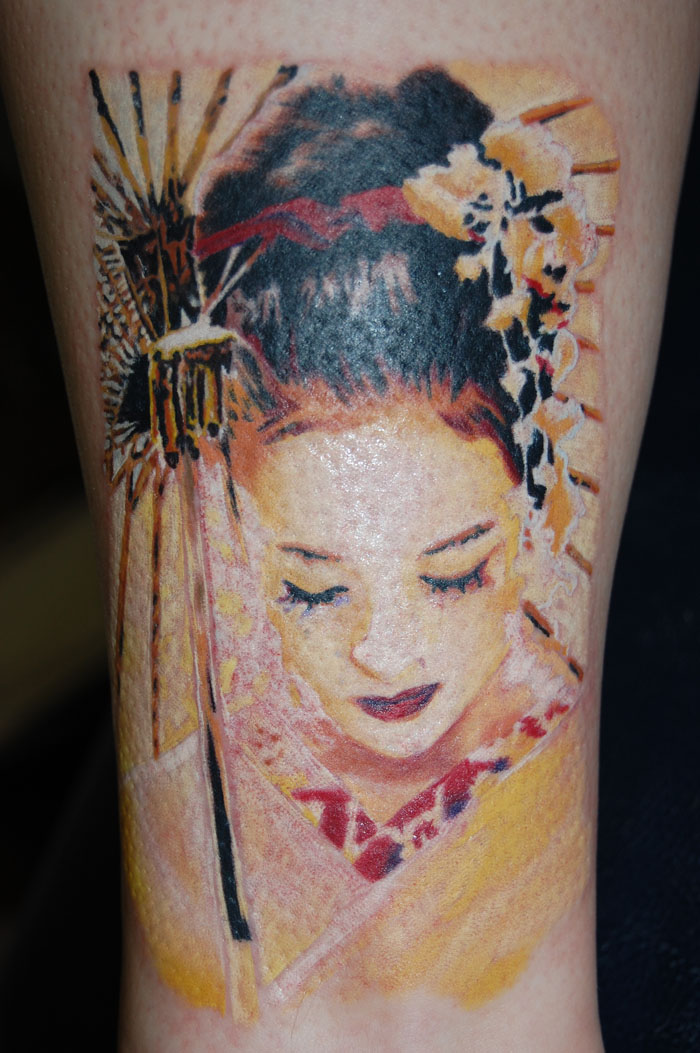 Tattoo Makers: Chinese Tattoo Design