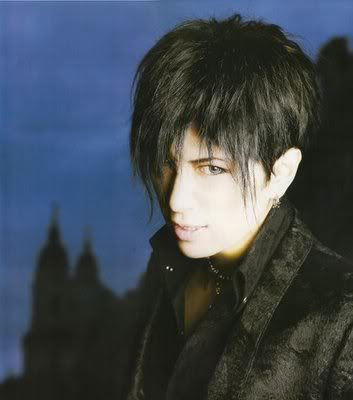 Gackt hairstyle 2