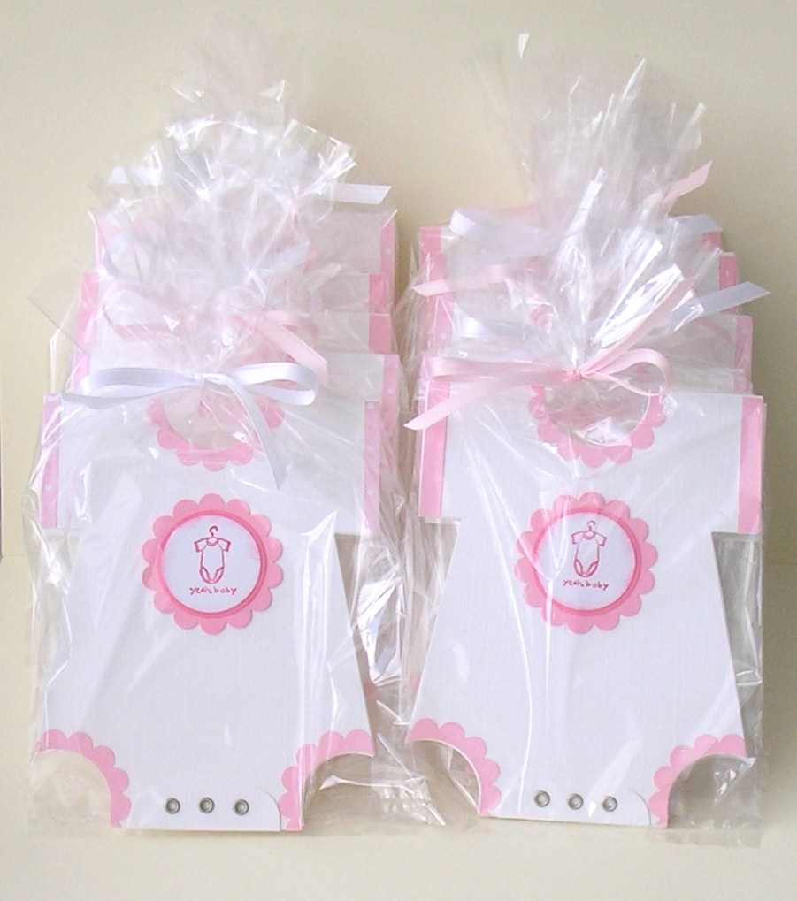 crafting with princess lisa cynthia 39 s baby shower favors
