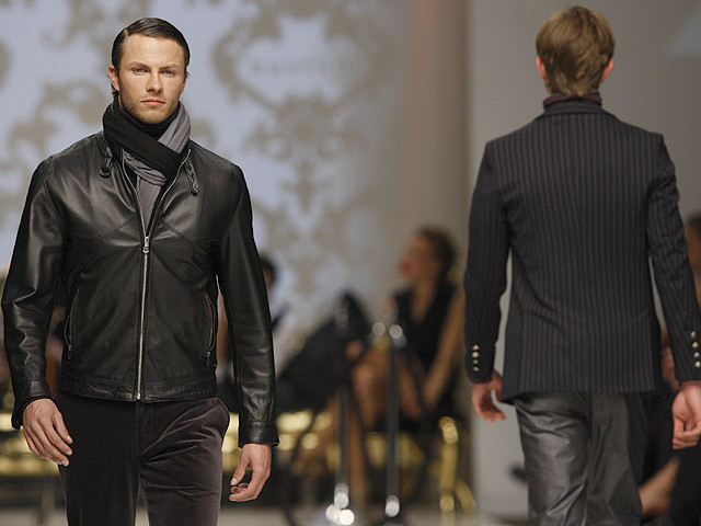 Paul Does Toronto Fashion Week!!
