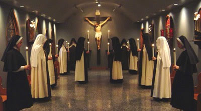 All the Saints of Carmel, pray for us