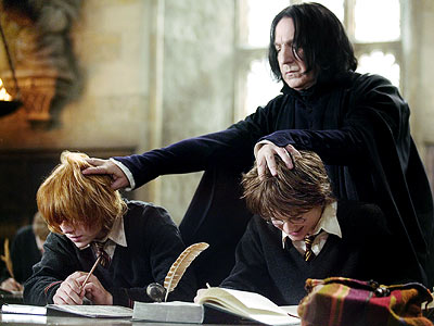 Harry potter essay