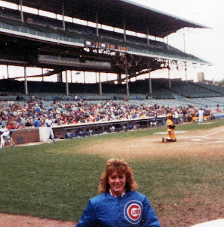 Nude at wrigley field