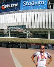 2000 Sydney Olympic Stadium
