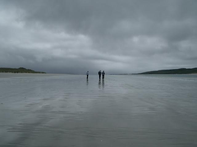 Beach at Luskentyre