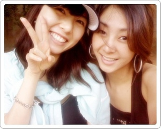Hyuna Pre Debut [news] G.Na looks back...