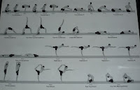 Krishnamacharya's Original Ashtanga Yoga....... at Home ...