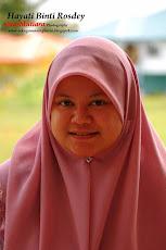 Cikgu Hayati Binti Rosdey