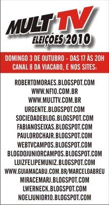 ELEIÇÕES 2010 REDE BLOG