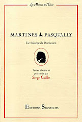 Martines de Pasqually, le thurge de Bordeaux
