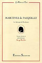 Martines de Pasqually, le théurge de Bordeaux