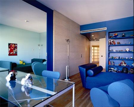 Pinta tu casa con distintos colores decorando mejor for Como pintar el interior de una casa