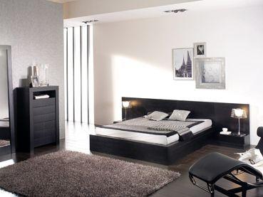 Tipos de camas para decorar tu habitaci n decorando mejor for Cama matrimonial moderna grande