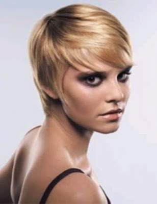 Hairstyles for blonde - Short haircuts for blondes