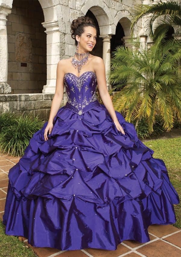 Vestidos galeria: Hermosos vestido de baile tipo cenicienta