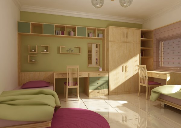 Modernos dormitorios juveniles mervin diecast for Dormitorios juveniles modernos de diseno