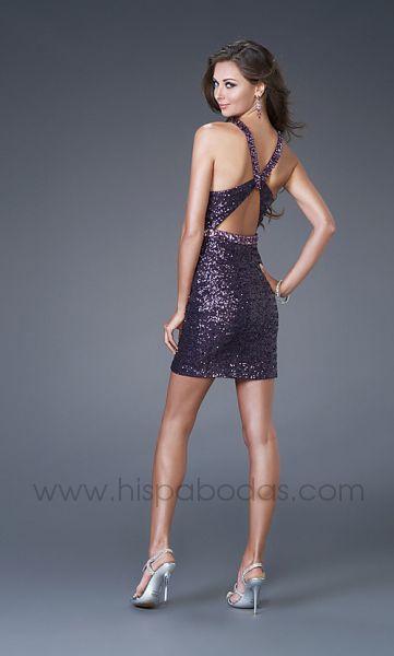 vestidos de fiesta cortos 2011. Vestidos de Fiesta Cortos 2011