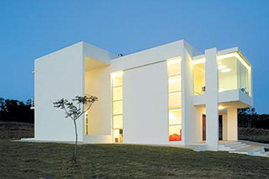 Fachadas de casas estilo minimalistas fachadas de casas for Fachadas de viviendas minimalistas