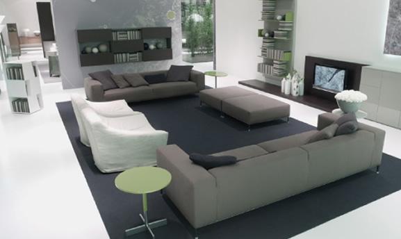 Muebles modernos imagenes for Disenos de muebles para sala modernos