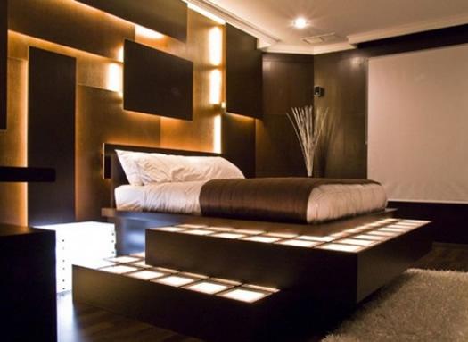 Iluminaci n ideas de dise o en su dormitorio luxury - Iluminacion dormitorio ...