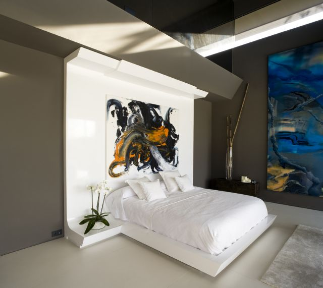 Dise̱os de cuartos modernos en pintura Рdabcre.com