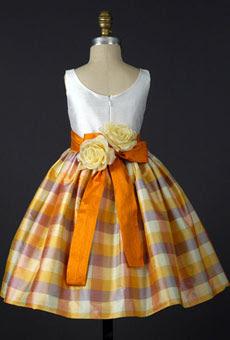 Kleider für Blumenmädchen