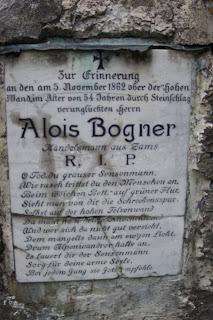 Alois Bogner Memorial