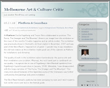 Melbourne Art & Culture Critic