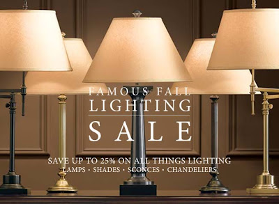 dose of design love it restoration hardware lighting sale