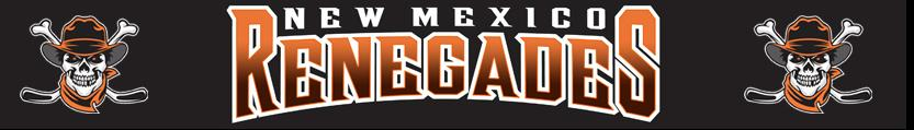 New Mexico Renegades Junior A Hockey