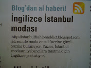 featured in: SABAH cumartesi eki