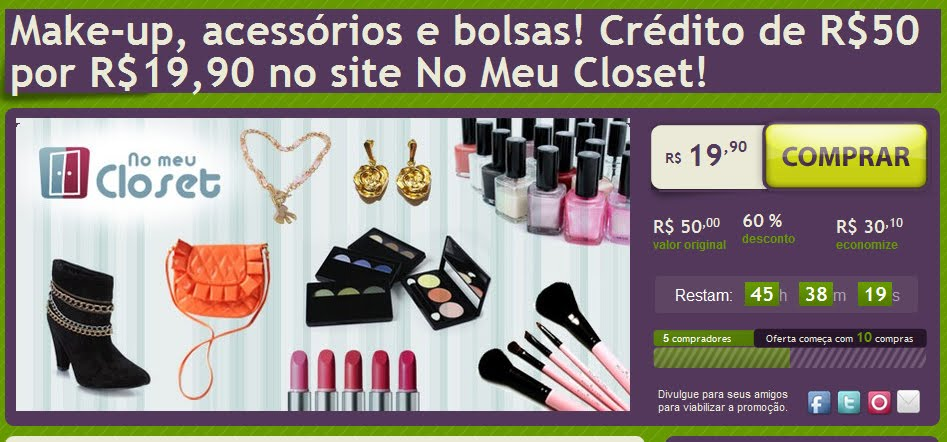 nomeucloset Imperdvel No Meu Closet