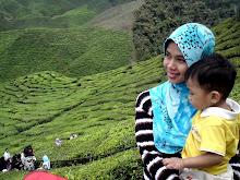 mama & hazreen
