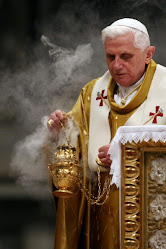 Pray for Pope Benedict XVI
