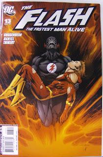 Flash #13 - Verdadera POrtada
