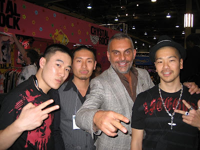 Christian Audigier at Project Las Vegas