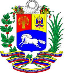SIMBOLOS PATRIOS DE LA REPUBLICA BOLIVARIANA DE VENEZUELA