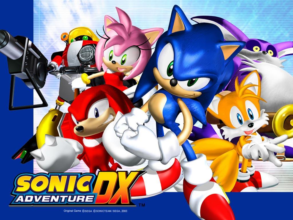 Sonic Adventure again!?