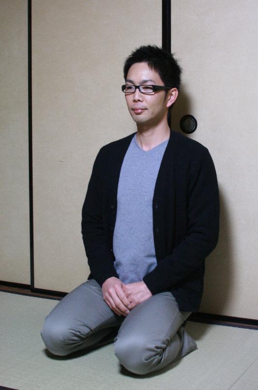 Seiza tales of japanese tea: seiza, the sitting style in the tea room
