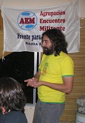 COMPAÑERO QUITO ARAGÓN