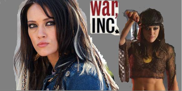 $ War,inc $ Hilary Duff $ in DVD now !!!!