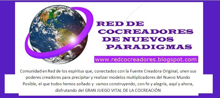RED DE COCREADORES DE NUEVOS PARADIGMAS