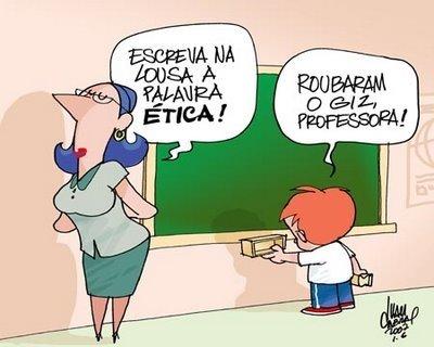 Erick Tomazini •: Quem inventou a escola?