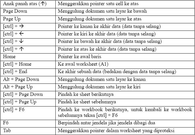 Mengenal Microsoft Excell 2007 | Blog Berbagi Informasi