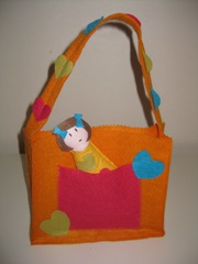 Bag with Doll (sold)