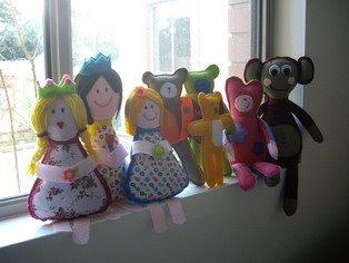 Dolls and etc